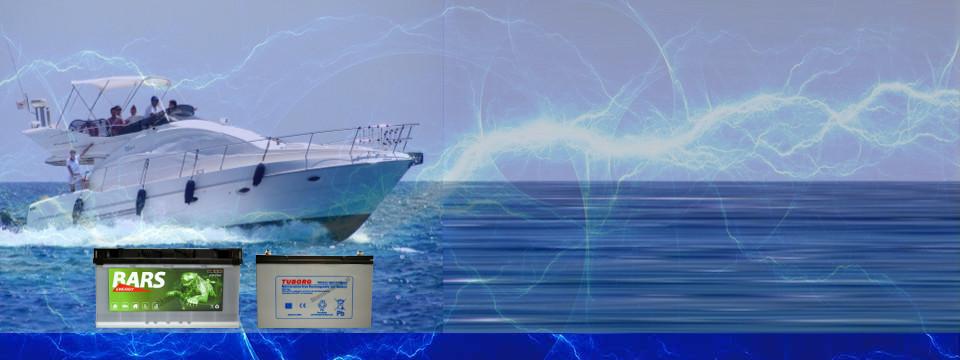 Akumulatory do łodzi, kamperów, wózków inwalidzkich, UPSów, zabawek elektrycznych, systemów alarmowych i innych